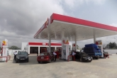 Sakaman Service Station Commissioned