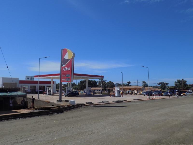 Allied Ghana commissions a new station at Anaji, Takoradi
